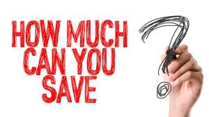 How Much Can You Save?